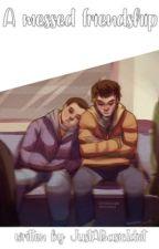 A Messed Friendship - Gta V. Michael x Trevor (Trikey) by JustABasicIdiot