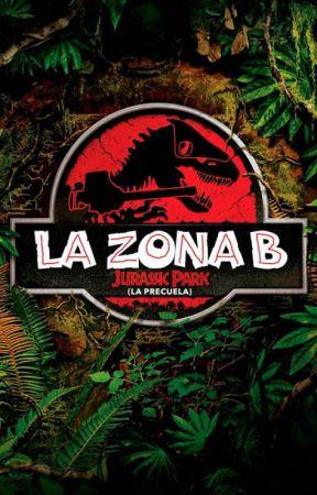 LA ZONA B (guion precuela de Jurassic Park) (2015) by AndoniGarrido