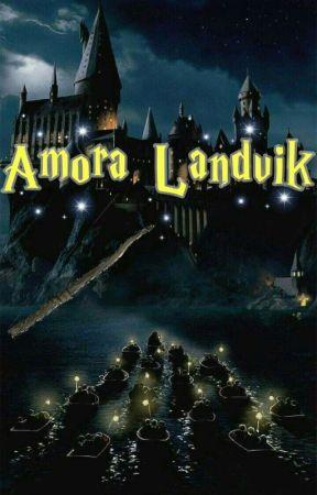 Amora Landvik // A life in Hogwarts by alet1956
