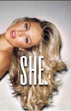 She. by mediumchilli