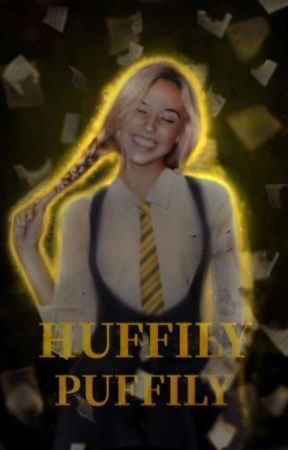 HUFFILY PUFFILY ↯ Golden Trio by -adoreriddle