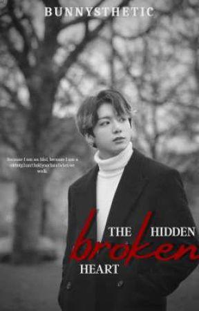 The Hidden Broken Heart by bunnysthetic