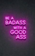 BTS Badass Female Bodyguard.  by Skylar1311948