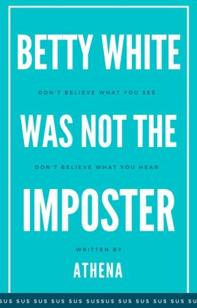 Betty White was Not the Imposter [ONC 2021] by skidzipop