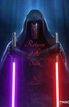 Return of the Sith by --Xenon--