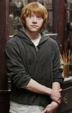 He was there all along... / Ron Weasley x Reader Fanfic by twontten