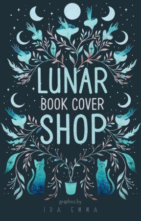 Lunar Book Cover Shop {Open} by LucidDream99