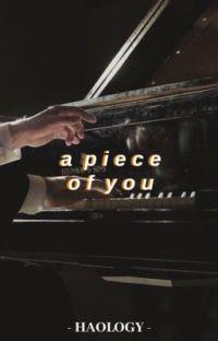 a piece of you | junhao cover