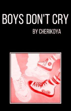 Boys Don't Cry by cherikoya