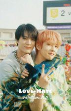 Love-Hate relationship ••• Jeno&Jisung by squishyjwi