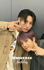 Universe buddies ••• Renjun&Jisung by squishyjwi