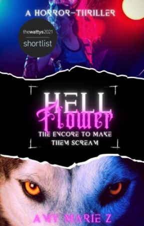 Hell Flower by AmyMarieZ