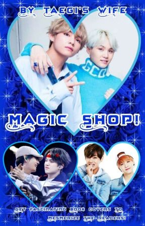 Magic Shop (Cover maker) by kimyeontansmom30