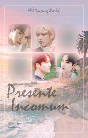 Presente Incomum (Minsung . Knowhan e YoungChanK) by MinsungWorld