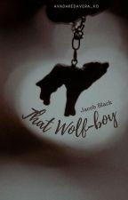 That wolf-boy ~ Jacob Black by avadakedavra_xo