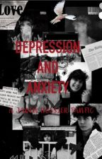 Depression and Anxiety -Jaden Hossler by AnnaMariaYousef
