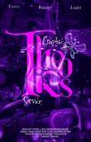 Theotites - A GRAPHIC PORTFOLIO cover