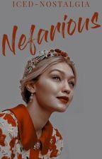 Nefarious | 𝑔𝑟𝑎𝑝ℎ𝑖𝑐𝑠 by iced-nostalgia