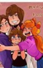 Le' Afton Family by Michael_Afton_u-u