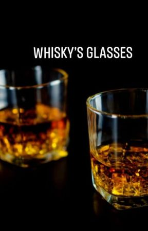 Whisky's glasses by SarahBerry89