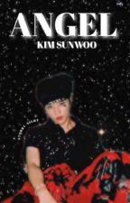 𝐀𝐍𝐆𝐄𝐋! 김선우. by stqrry-night