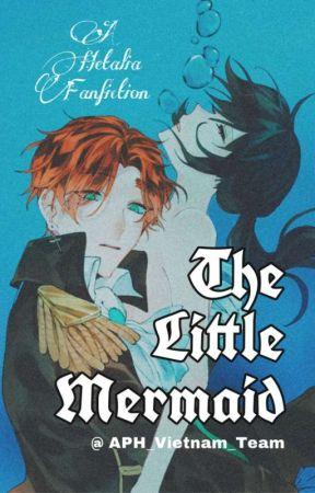 Halloween [2020]: The Little Mermaid (ScotVi) by APH_Vietnam_Team