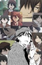 【Tacenda】: Ranpo x Reader (a BSD story) by microwavedhoe