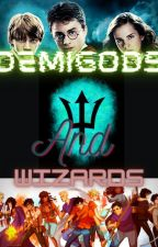 Demigods And Wizards by anuelsa