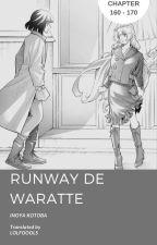 Runway de Waratte (Ch 160 - 170) by lolfoools