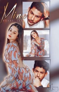 Mine (Sidnaaz) cover
