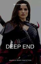 Deep End - Magnus Bane by stormyshadows__