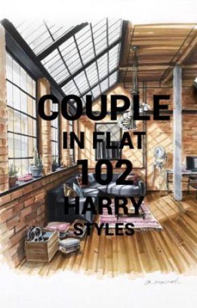 COUPLE IN FLAT 102 // HARRY STYLES by stylesyep