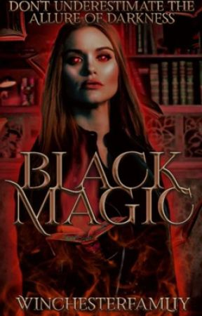 Black Magic » Kai Parker  by WinchesterFamliy
