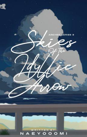 Skies Of The Idyllic Arrow by naeyooomi