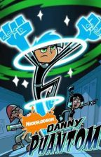 Danny Phantom x Oc Character. by CC101-MASTER