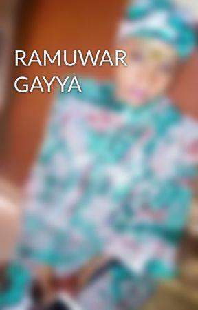 RAMUWAR GAYYA  by Feedohm