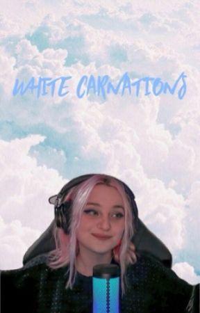 white carnations || nihachu by -jaspercat-