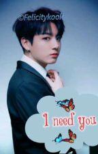 Taekook//) I Need You by felicitykook