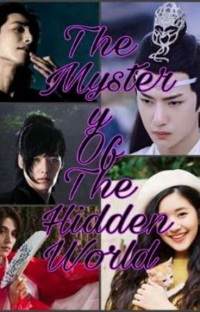 The mystery of the hidden world 💜️ by kimtharujt