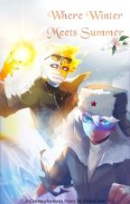 Where Winter Meets Summer (Rusame Countryhumans) by OnyxxCrow