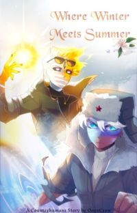 Where Winter Meets Summer (Rusame Countryhumans) cover