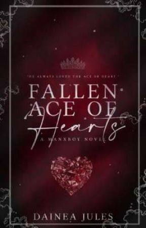 Fallen Ace of Hearts by JustDai_