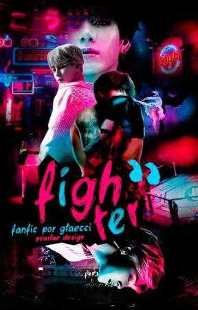 Fighter | jjk + pjm by gtaecci