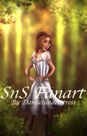 DamselUnderStress's s&s Fanart  by damselunderstress