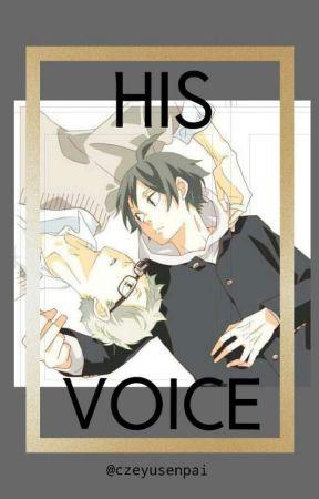 His Voice [TsukkiYama] by CzeyuSenpai