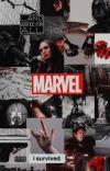 Marvel Imagines (Smut, Fluff, Smut/Fluff) cover