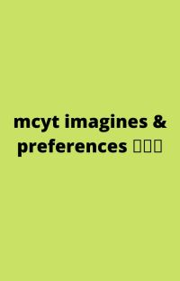 mcyt oneshots & preferences cover