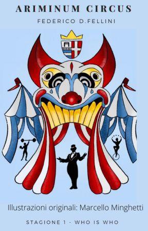 Ariminum Circus by FedericoDFellini