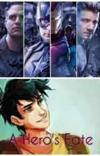 A Hero's Fate: A Percy JacksonxAvengers Story by book-aholic4ever