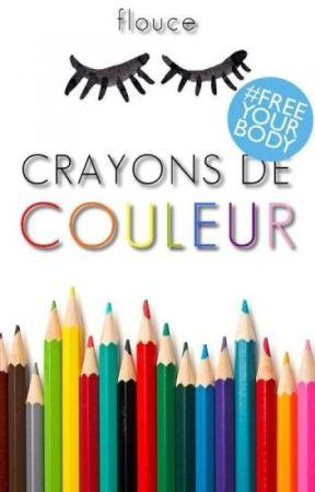 Crayons de Couleur by Flouce
